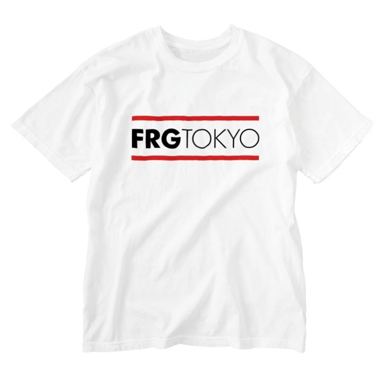 yossibleのFRGTOKYO Washed T-shirts