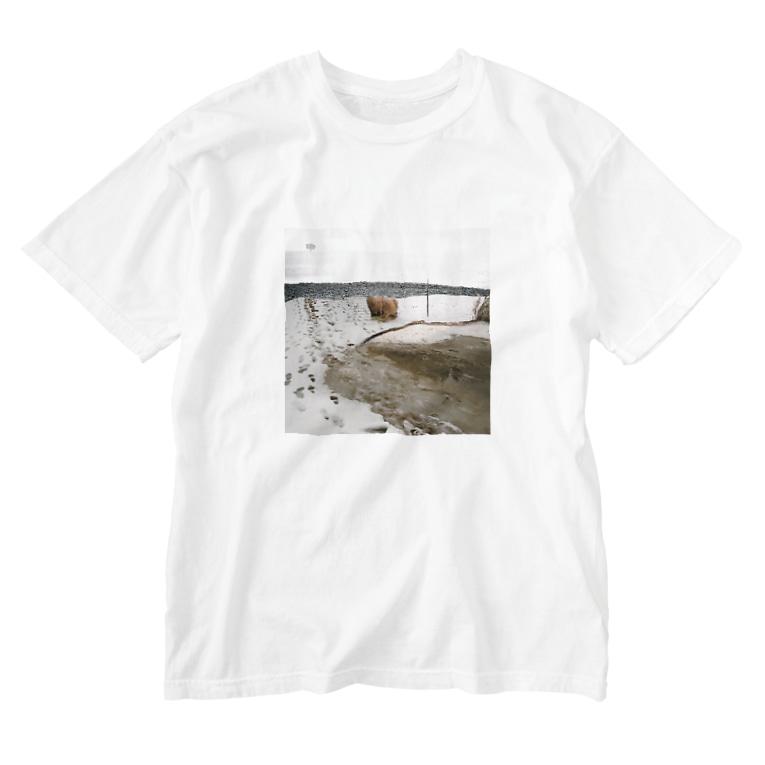 moekoishiguroのscenecollage#1 Washed T-shirts
