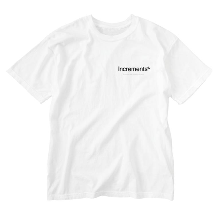 Qiita:ShopのIncrements Washed T-shirts
