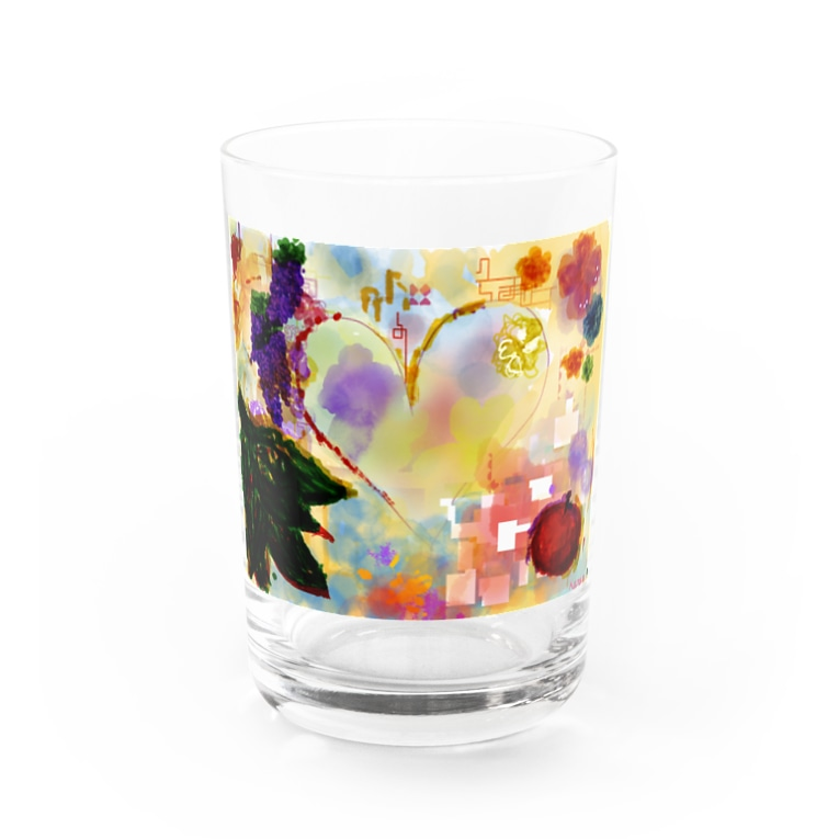 St.SKのClear Heart Water Glass