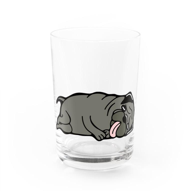 pukomon.の寝ぱぐもん。 Water Glass