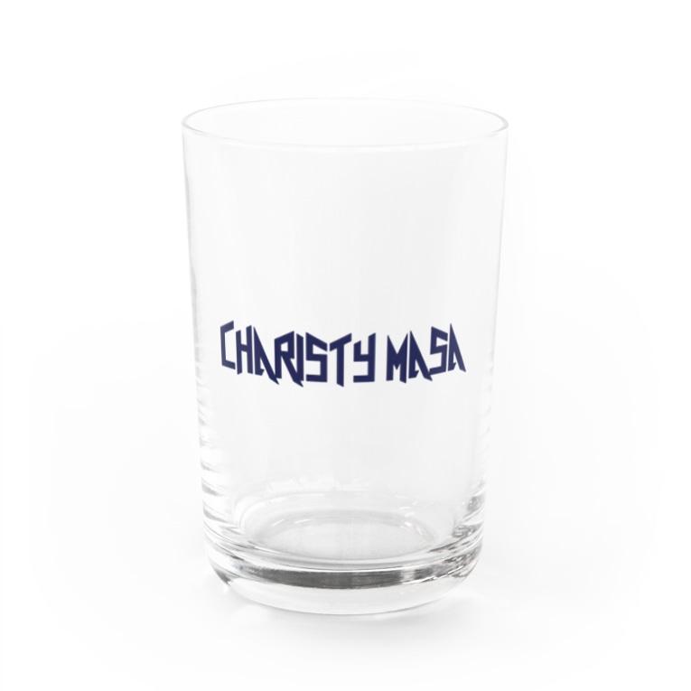 性帝☆PROJECTのチャリスティマサ Water Glass