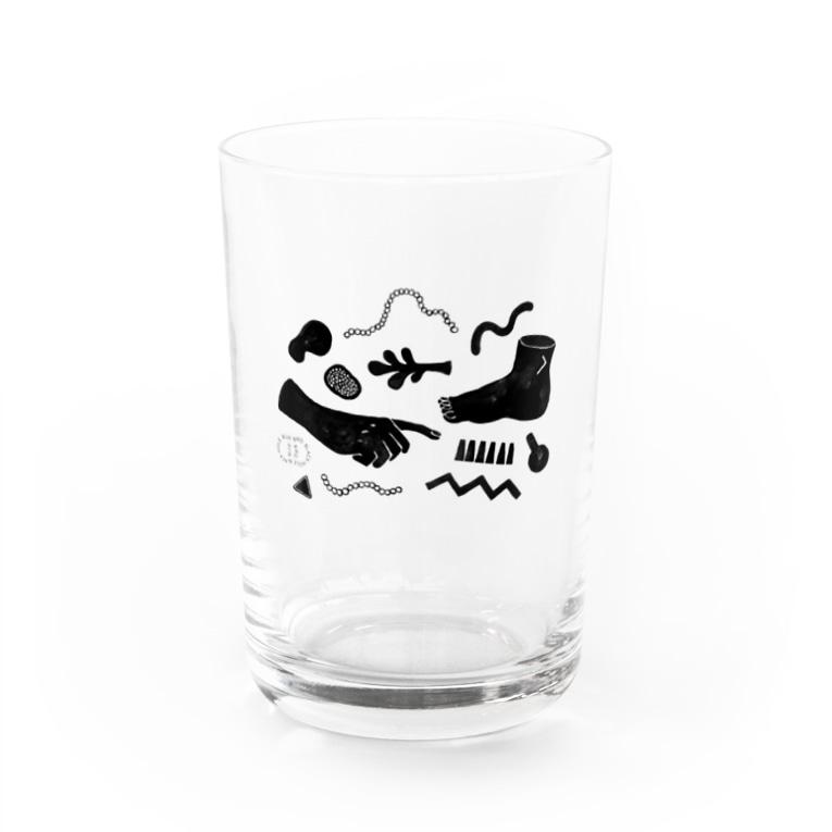 砂と水玉のBBBH「元素」  Water Glass