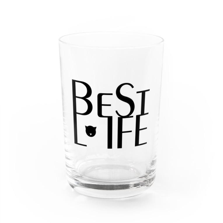 GenussmittelのBestLifeグッズ3 Water Glass