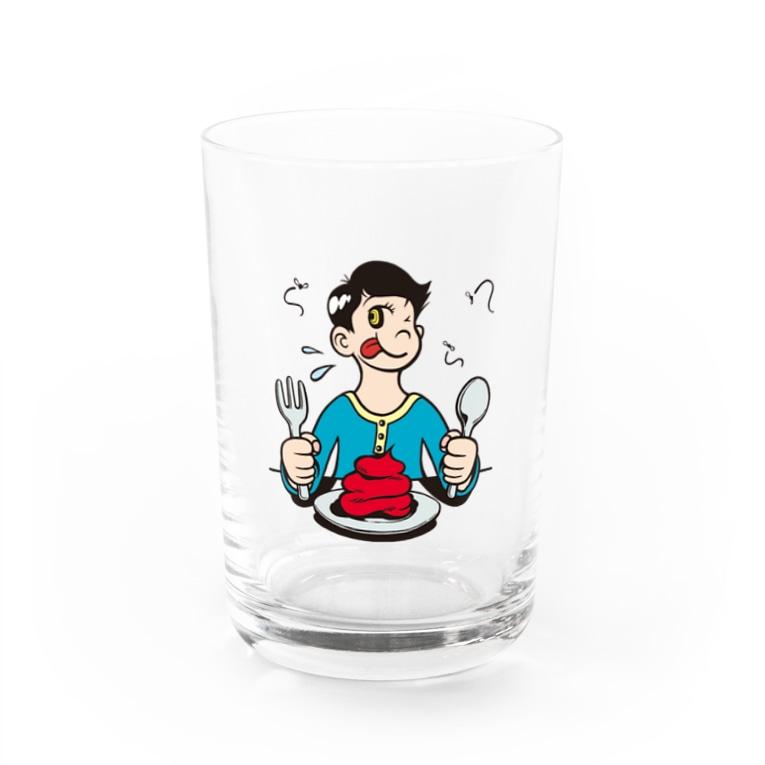 山本祐紀のグッズの自給自足 Water Glass