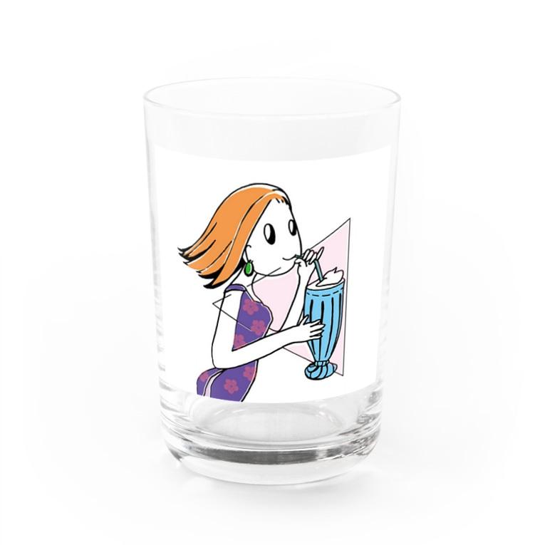◆ZUEの🥤Drinking🧉 Water Glass