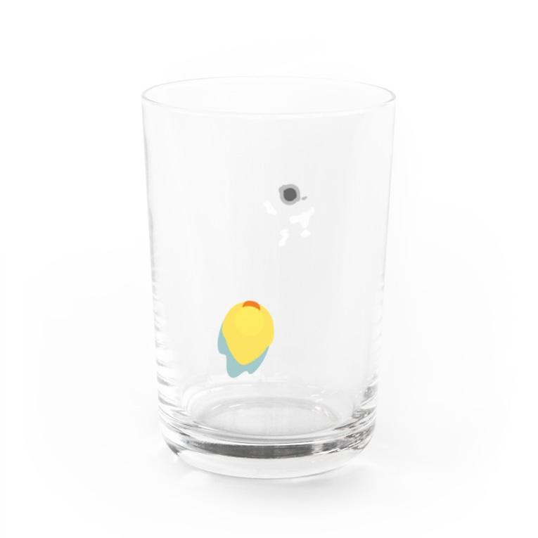 piece of lifeのぼくらの大航海 Water Glass