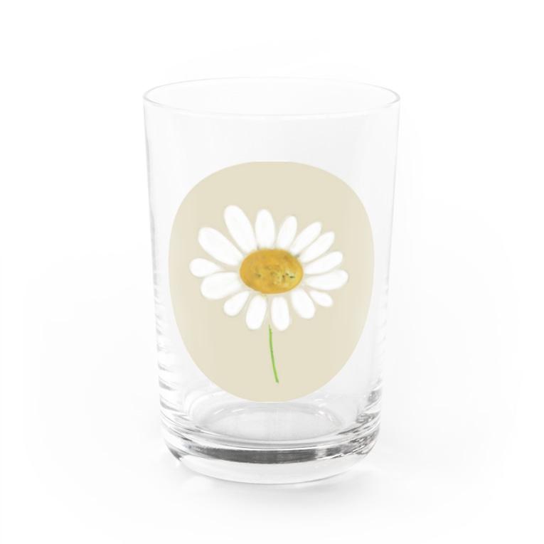 LePuyの🌼chamomile🌼 Water Glass
