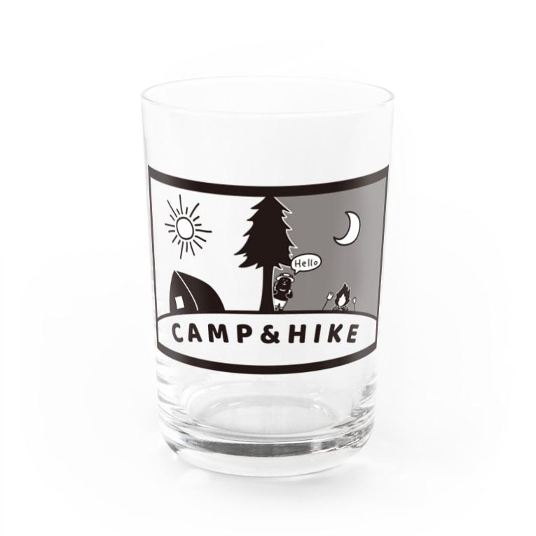 itumodooriのCAMP&HIKE_Ver.2 Water Glass