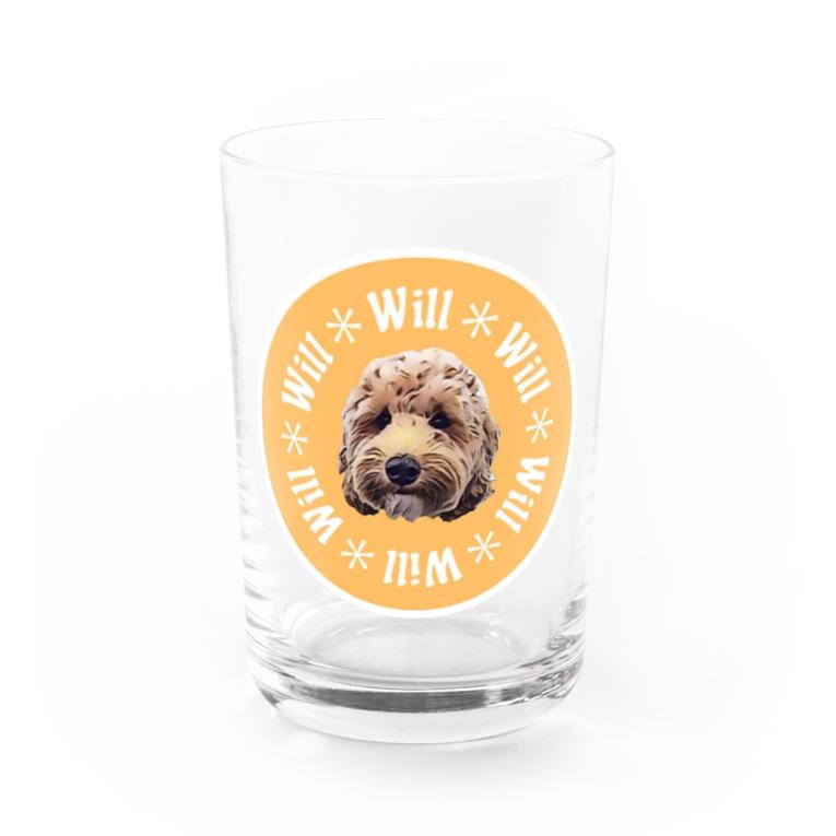 よっしぃのwill Water Glass