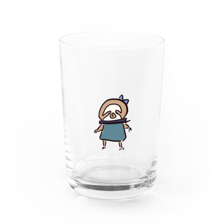 34333454のh_g Water Glass