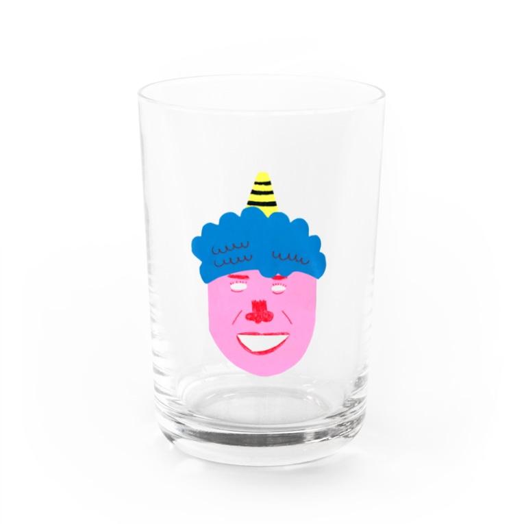 Yuji Uchikoshiのオニスケ Water Glass