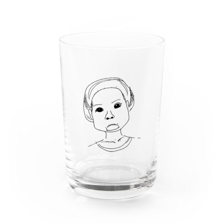 ZENのI know... Water Glass