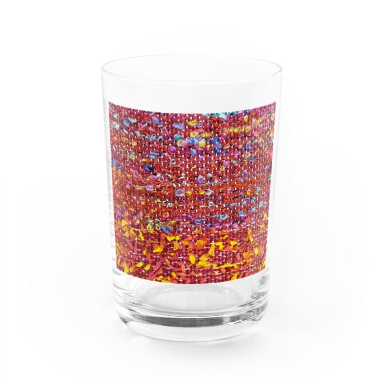 カヨラボ スズリショップの夕焼け/カヨサトーTX Water Glass