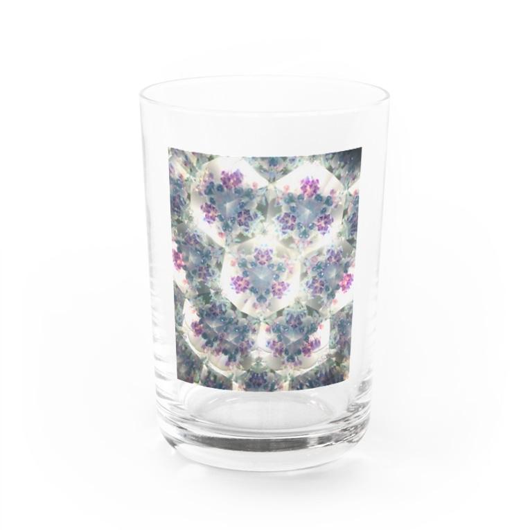 Parfume-weaverの万華鏡 Water Glass