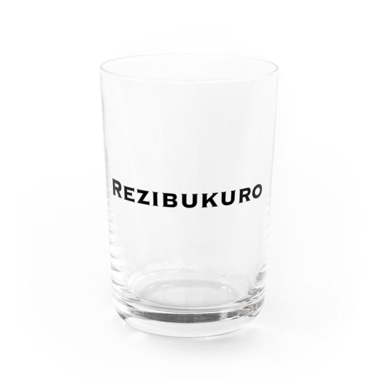 MaaaasのRezibukuro Water Glass