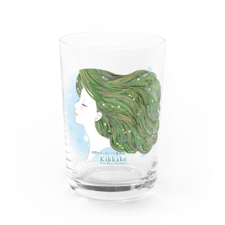 橋本京子のkikkakeシャンプーノベルティ Water Glass