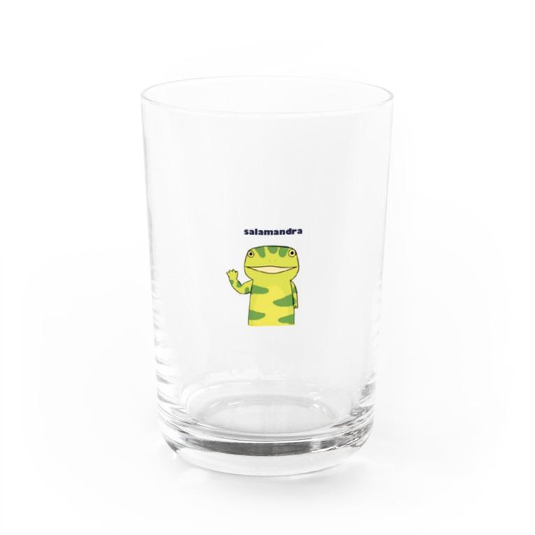 サラマンのサラマン Water Glass