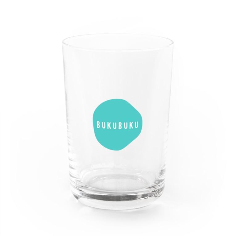 えあぷれ君とぶくぶくのぶくぶく meets えあぷれ君 Water Glass