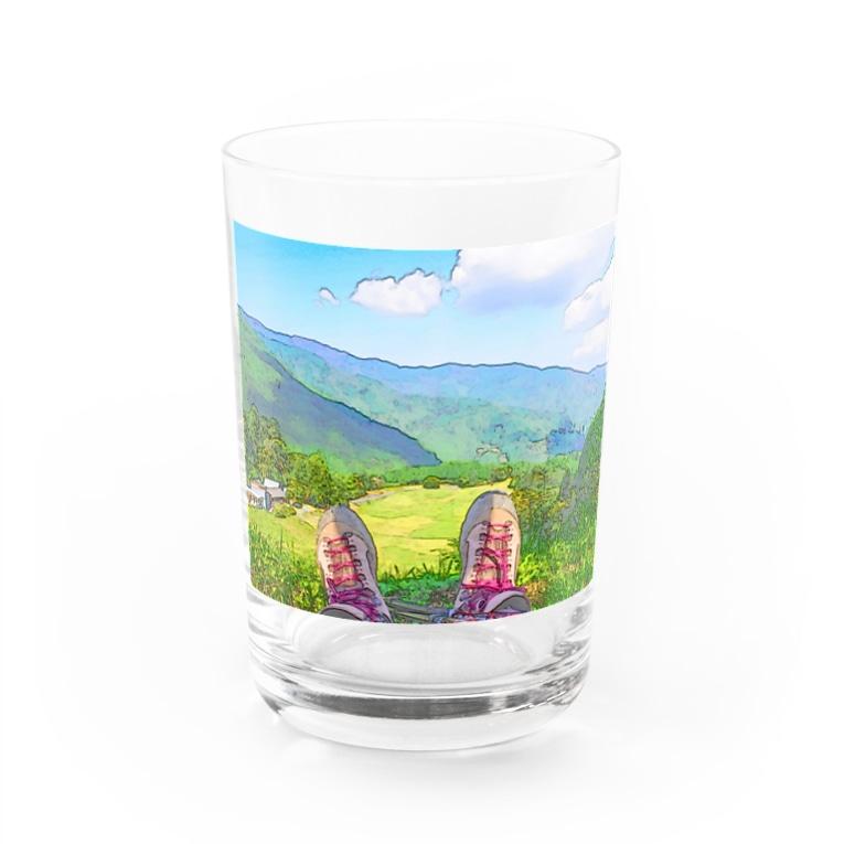 otakeの写真店の登山 Water Glass