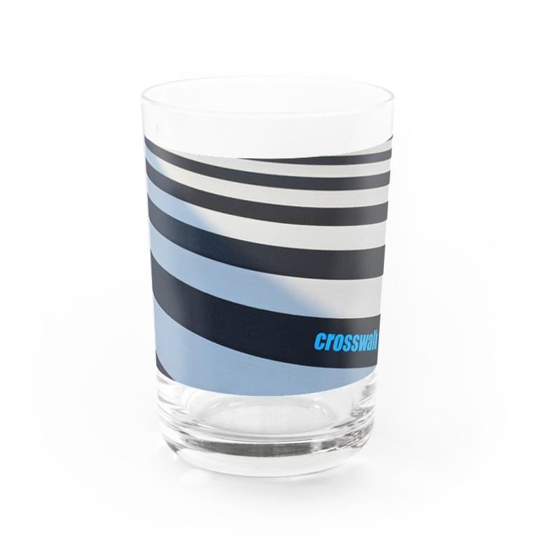 photo-kiokuの横断歩道 Water Glass