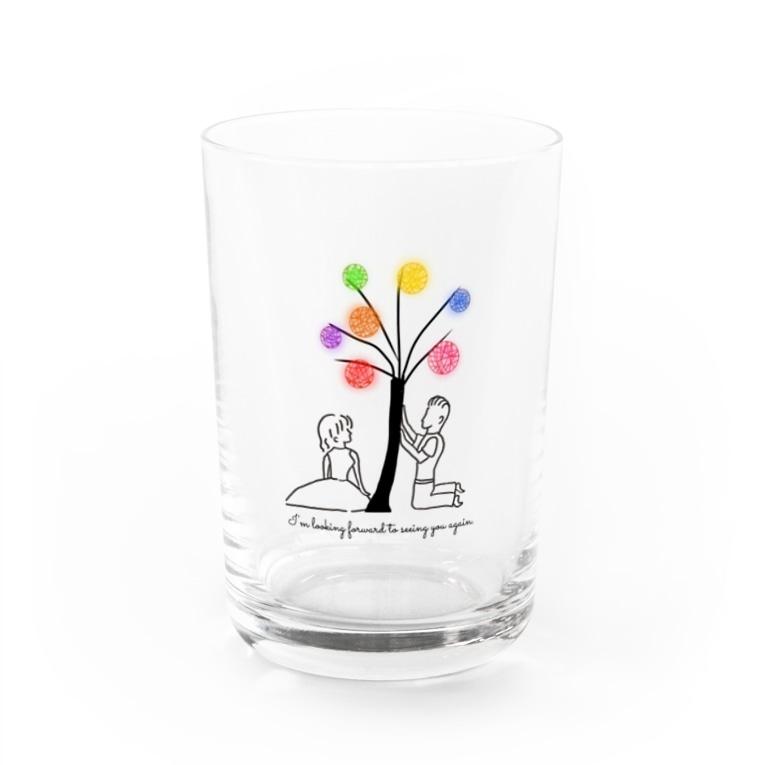 k_iの再会を待ち望んで Water Glass