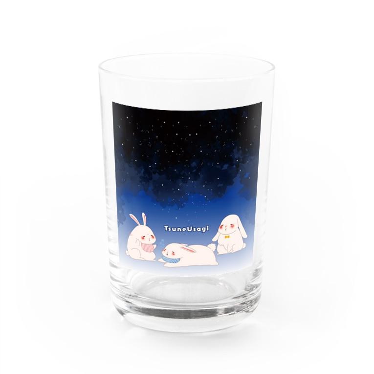 野中初音のつねうさぎの夜 Water Glass