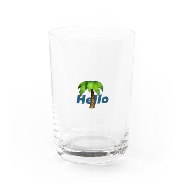 m_e_s_1_daのHello Water Glass