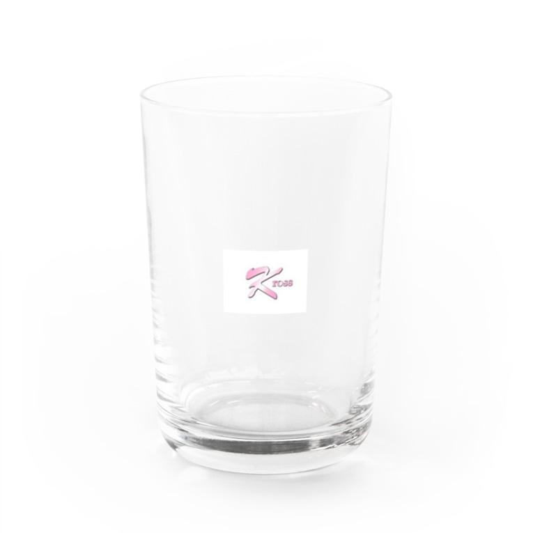 krossのkross 白 Water Glass