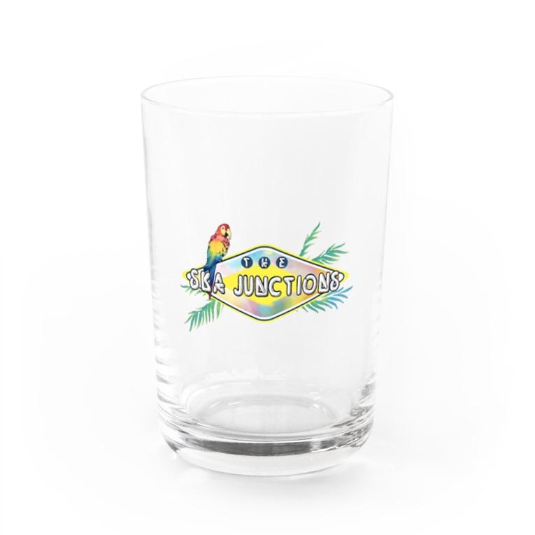 THE SKA JUNCTIONSのGOOD LUCK!パロット Water Glass