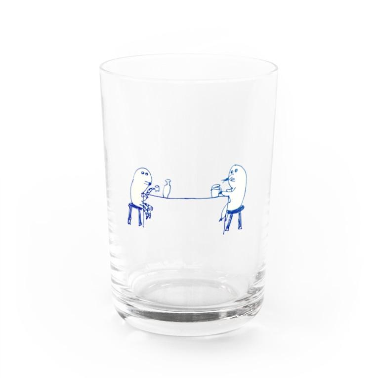 kirinno29の場末のサシ飲み Water Glass