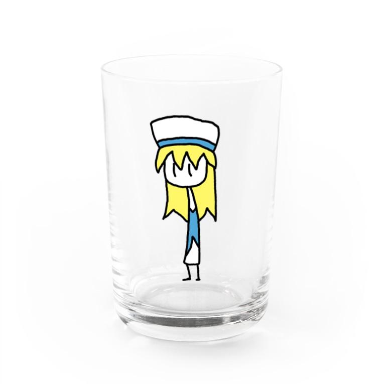 AL製菓の水夫の色々 Water Glass