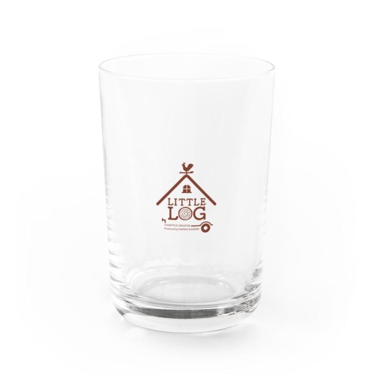 コレデ オンラインショップのLITTLE LOG Water Glass