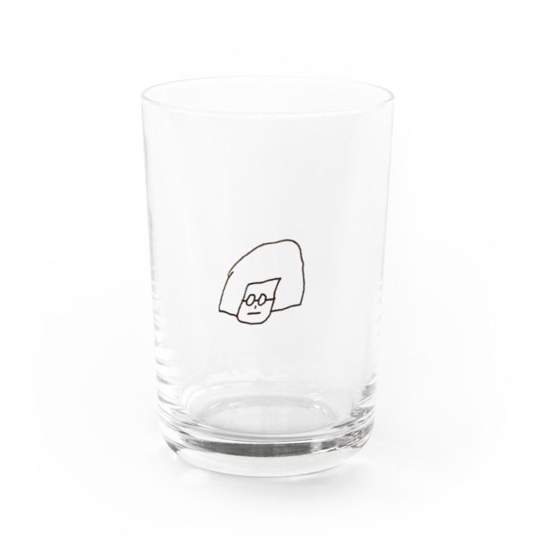 mame_ma_mameのまめのまめ Water Glass