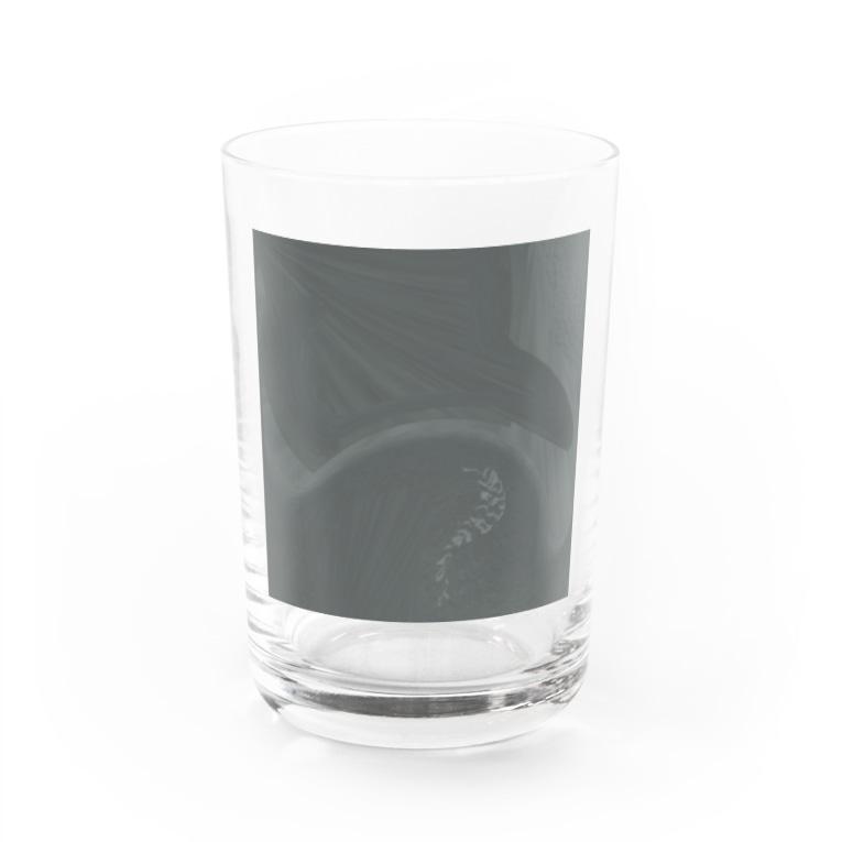 Hiroki #2のtime lag Water Glass