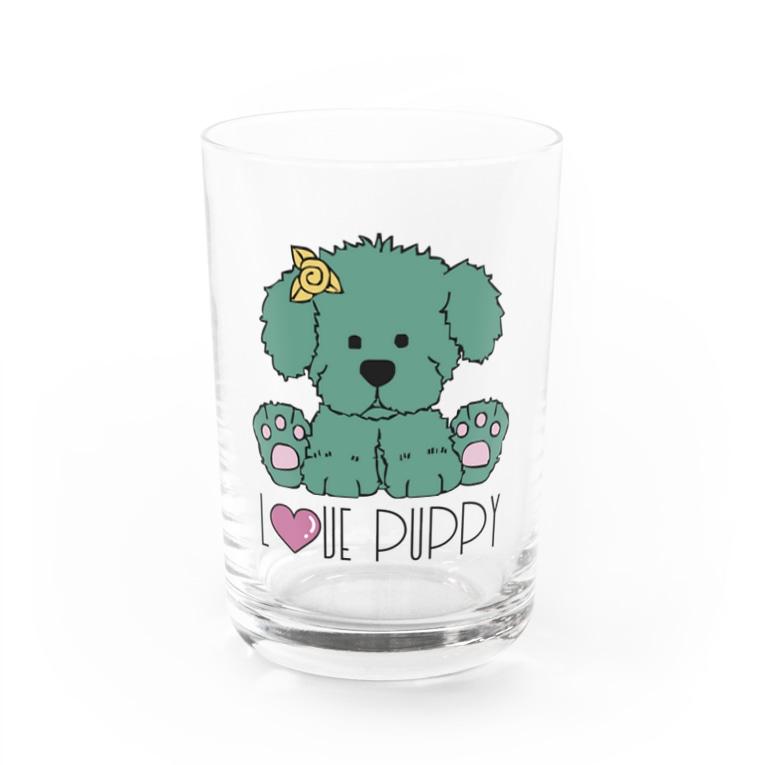 JOKERS FACTORYのPUPPY Water Glass