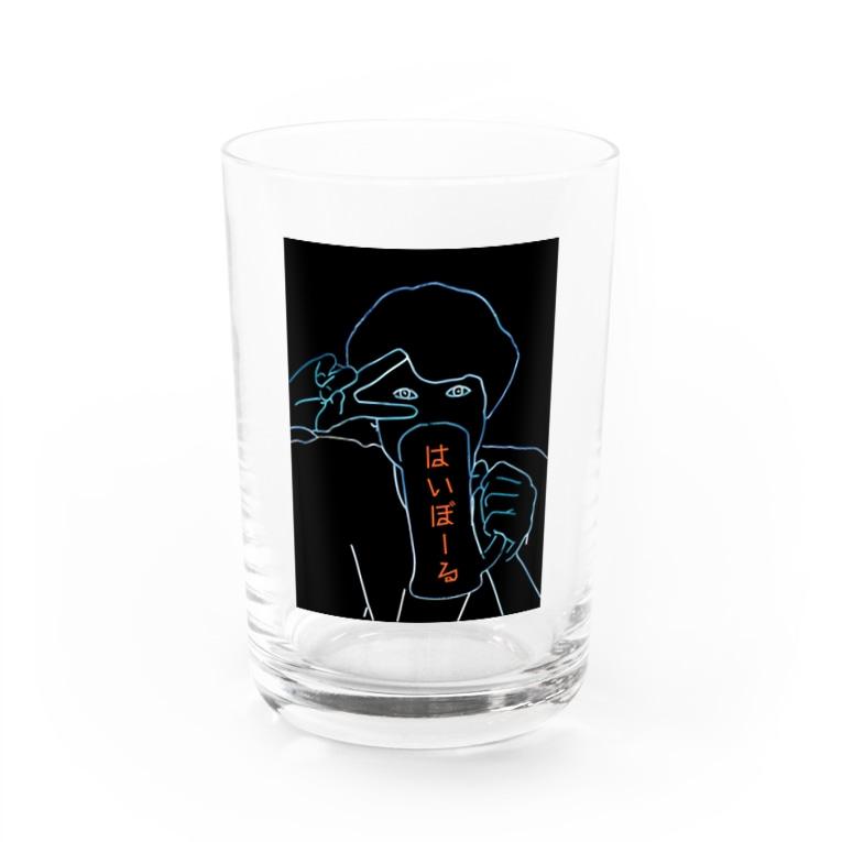 ランパンプス 小林良行のはいぼーる ガンギメ Water Glass