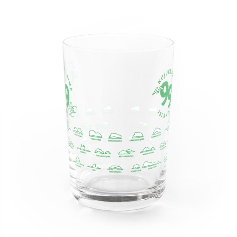 SASEBOミナトモノの九十九島グラス Water Glass