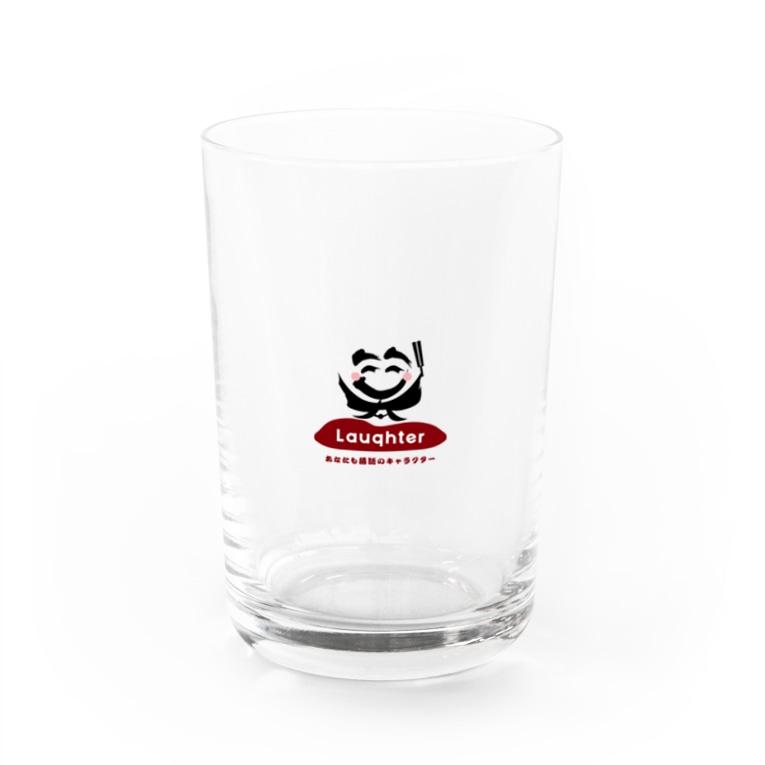 コレデ オンラインショップのLauqhter Water Glass