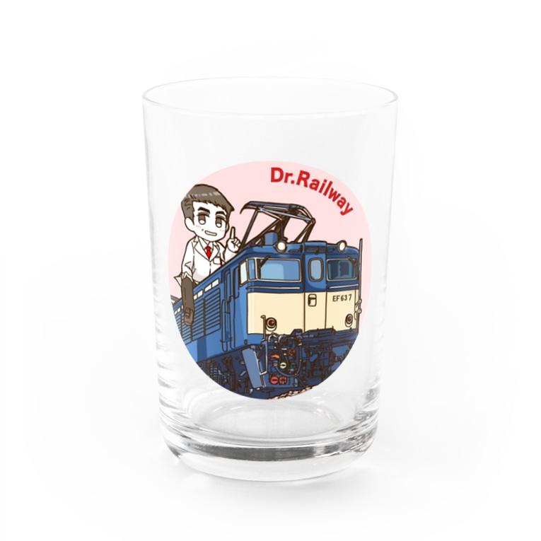 鉄道博士 / Dr.Railwayの鉄道博士 EF63 Water Glass