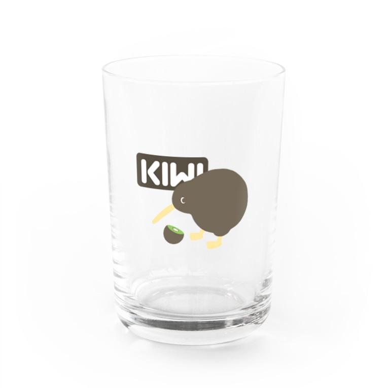 @miのKIWI&KIWI Water Glass