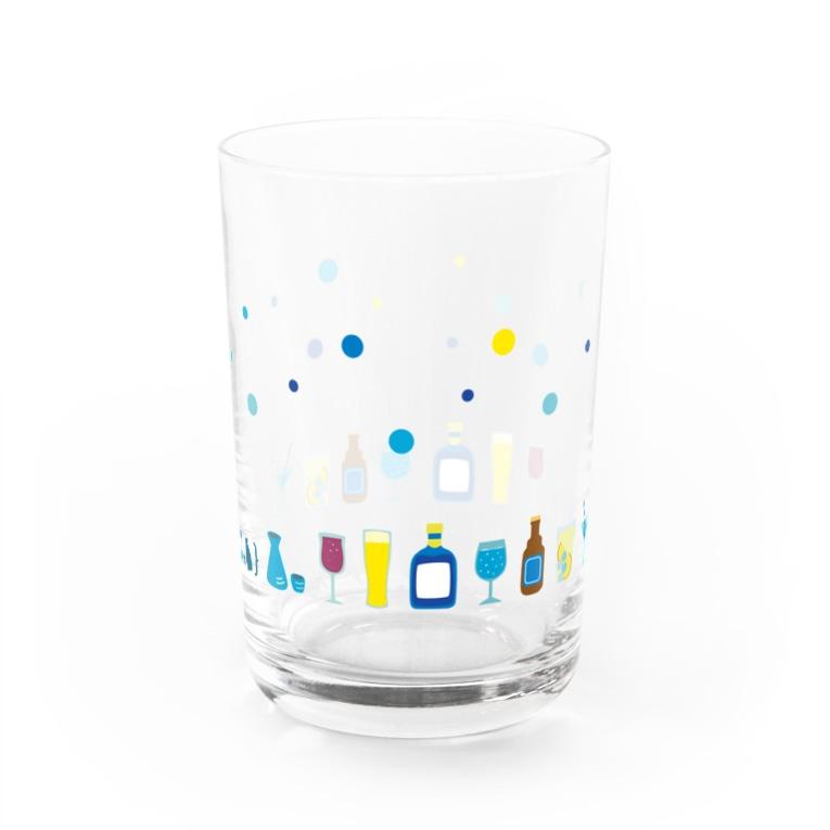 Code for SAKEのCode for SAKE サミット乾杯酒用 Water Glass前面