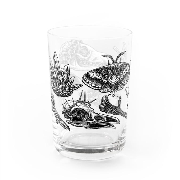BLACKINKのNest Water Glass左面