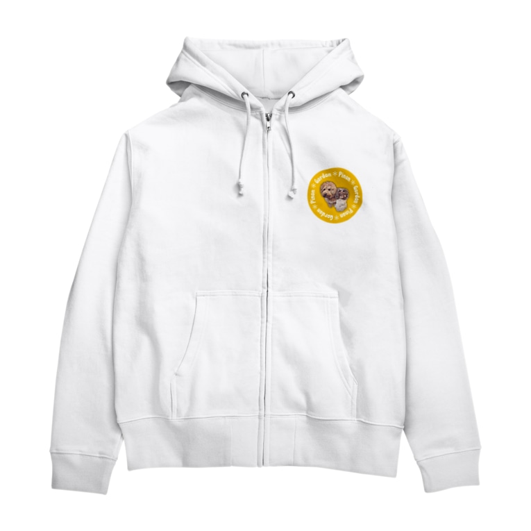 よっしぃのGordon Zip Hoodies
